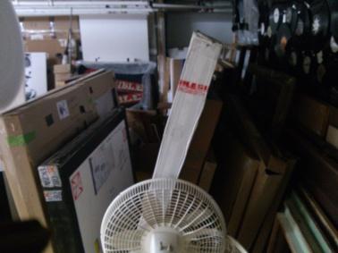 Old sub-basement storage