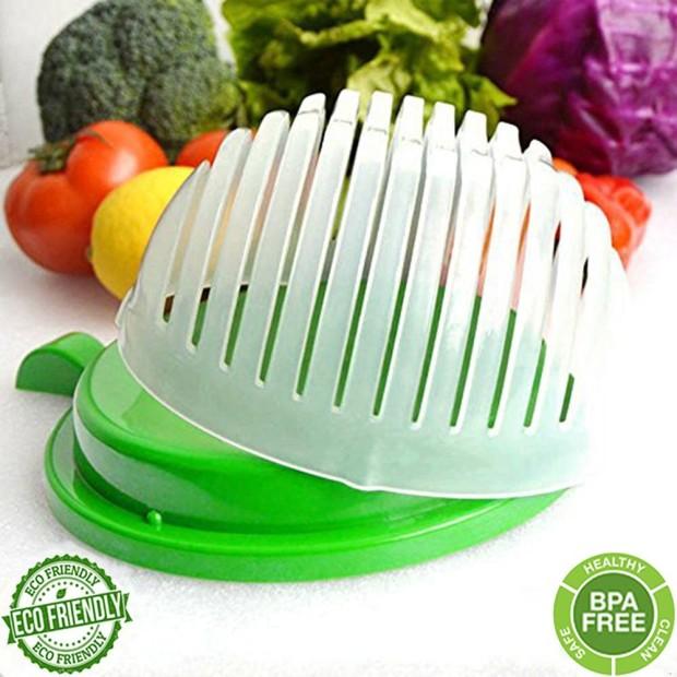 Slotted Saladd Slicer