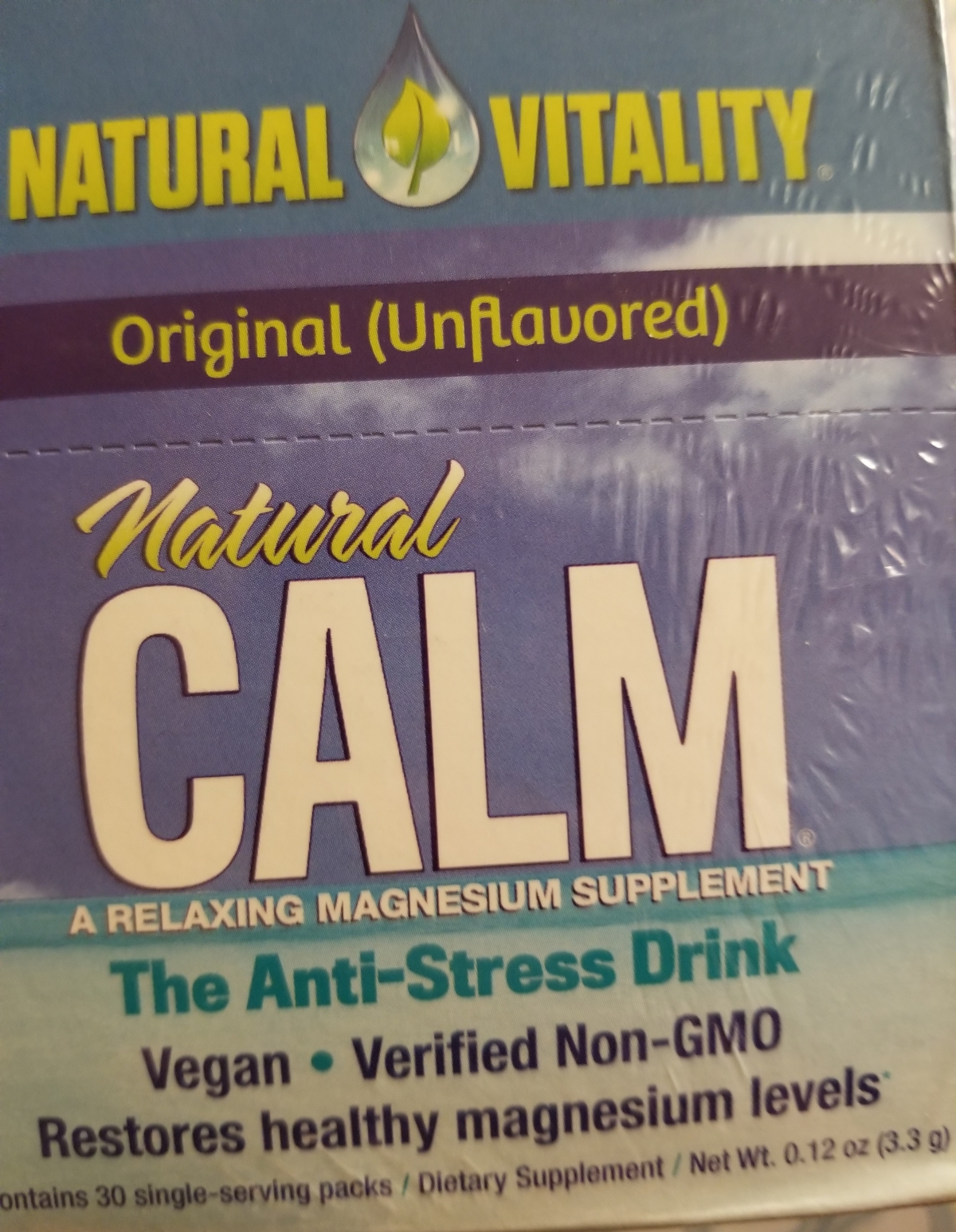 Calm Magnesium Supplement: Days 1-3 (Review)