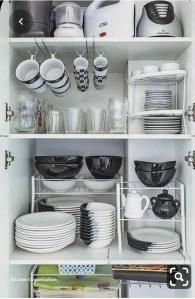kitchen cabinet organizing supplies